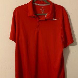 Men's Nike Tennis Collared Shirt